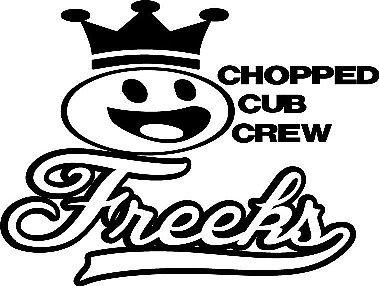 chopped cub crew freek's